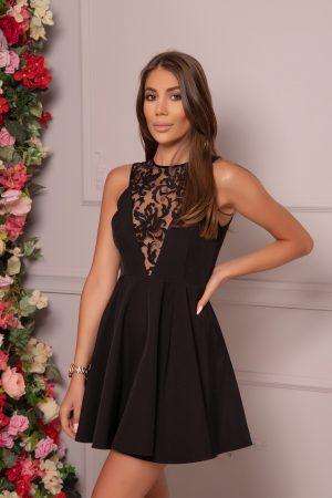 черна рокля blаck dress